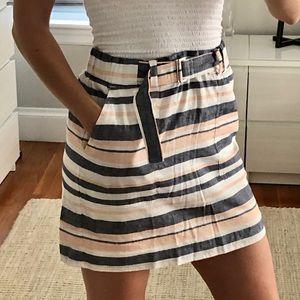 Banana Republic Linen skirt
